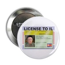 "License to Il 2.25"" Button (10 pack)"
