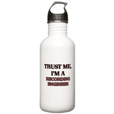 Trust Me, I'm a Recording Engineer Water Bottle