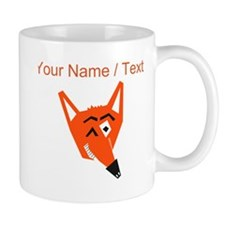 Custom Winking Fox Mugs