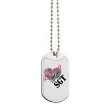 Loving My SGT Dog Tags