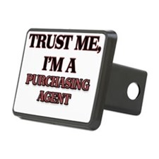 Trust Me, I'm a Purchasing Agent Hitch Cover