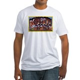 Rohoboth Beach Delaware Greetings Shirt