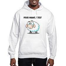 Custom Cartoon Sheep Jumper Hoody