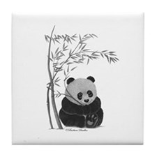 Little Panda Tile Coaster