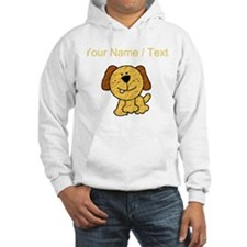 Custom Three Legged Dog Jumper Hoody