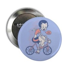 """On my Cycle 2.25"""" Button"""