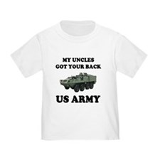 My Uncles Got Your Back ARMY T