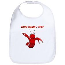 Custom Cartoon Lobster Bib