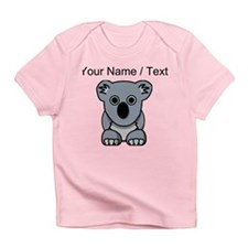 Custom Cartoon Koala Infant T-Shirt