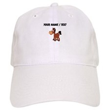 Custom Cartoon Horse Baseball Cap