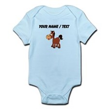 Custom Cartoon Horse Body Suit