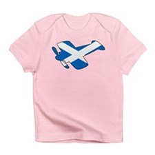 Scot's Airplane Infant T-Shirt