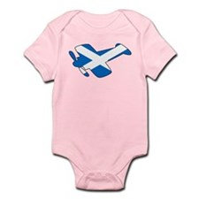 Scot's Airplane Infant Bodysuit