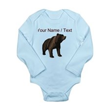 Custom Grizzly Bear Body Suit