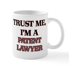 Trust Me, I'm a Patent Lawyer Mugs