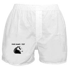 Custom Badger Boxer Shorts