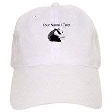 Custom Badger Baseball Cap