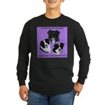 Bordering on Insanity (Border Collies) Long Sleeve