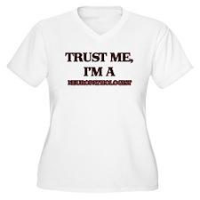 Trust Me, I'm a Neuropathologist Plus Size T-Shirt
