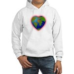 Earth Heart Hooded Sweatshirt