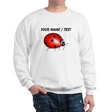 Custom Ladybug Jumper