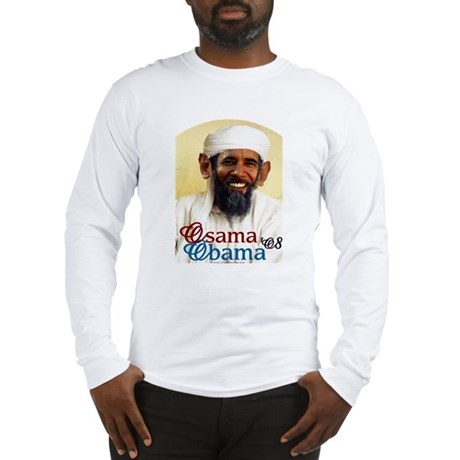 Osama Obama '08 Long Sleeve T-Shirt