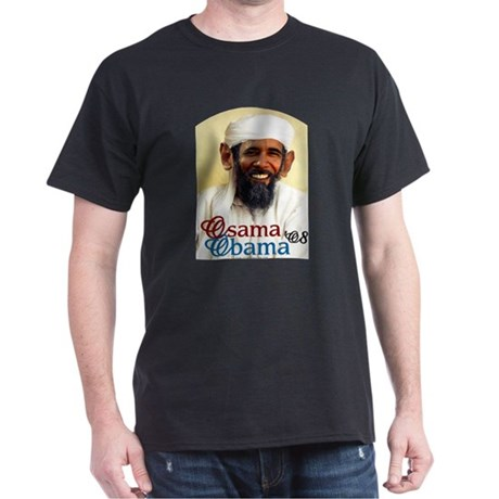Osama Obama '08 Dark T-Shirt