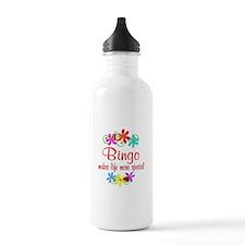 Bingo is Special Water Bottle