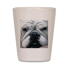 Dog 118 Shot Glass