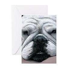 Dog 118 Greeting Card