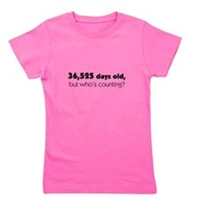100th Birthday Girl's Tee