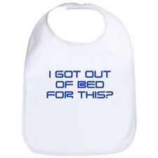 i-got-out-of-bed-SAVED-BLUE Bib