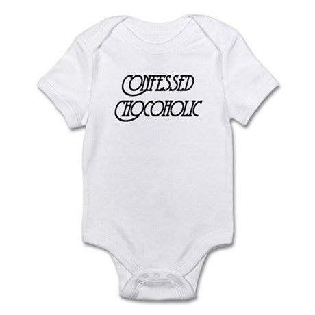 Confessed Chocoholic Infant Bodysuit