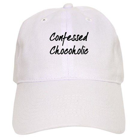 Confessed Chocoholic Cap