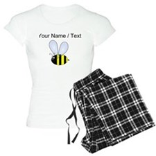 Custom Bumble Bee pajamas
