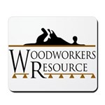 Woodworkers Resource Mousepad