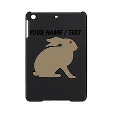 Custom Brown Bunny iPad Mini Case