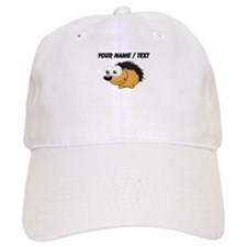 Custom Hedgehog Baseball Cap