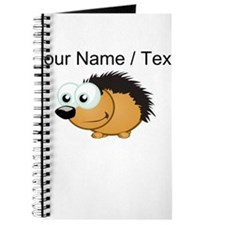 Custom Hedgehog Journal