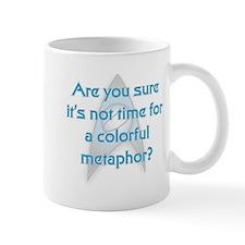 Colorful Metaphor Mugs