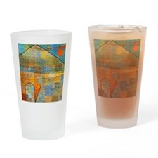 Klee - Ad Parnassus Drinking Glass