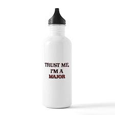 Trust Me, I'm a Major Water Bottle