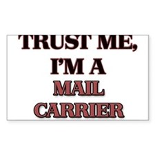 Trust Me, I'm a Mail Carrier Decal