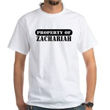 Property of Zachariah Premium Shirt