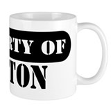 Property of Weston Coffee Mug