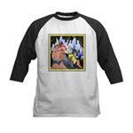 Unique Yorkshire Terrier Kids Baseball Jersey