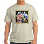 Unique Yorkshire Terrier Ash Grey T-Shirt
