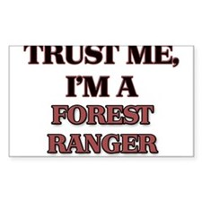 Trust Me, I'm a Forest Ranger Decal