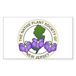 Native Plant Society of New Jersey Sticker