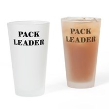 Pack Leader Drinking Glass